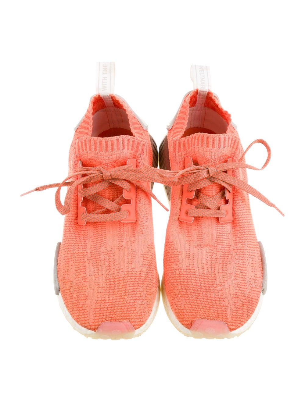 Adidas Athletic Sneakers Orange - image 3