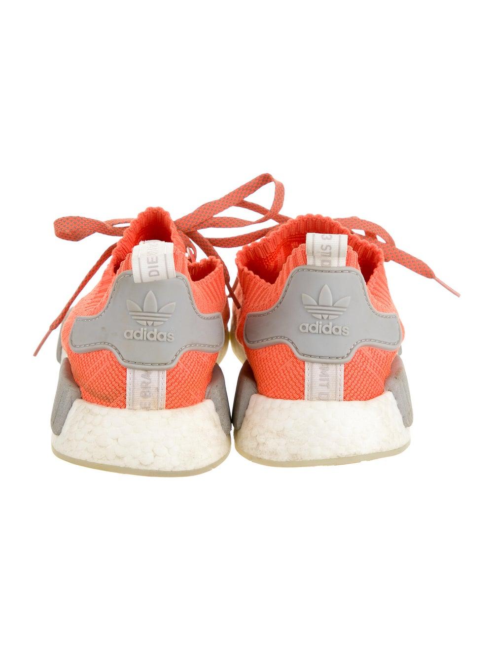 Adidas Athletic Sneakers Orange - image 4