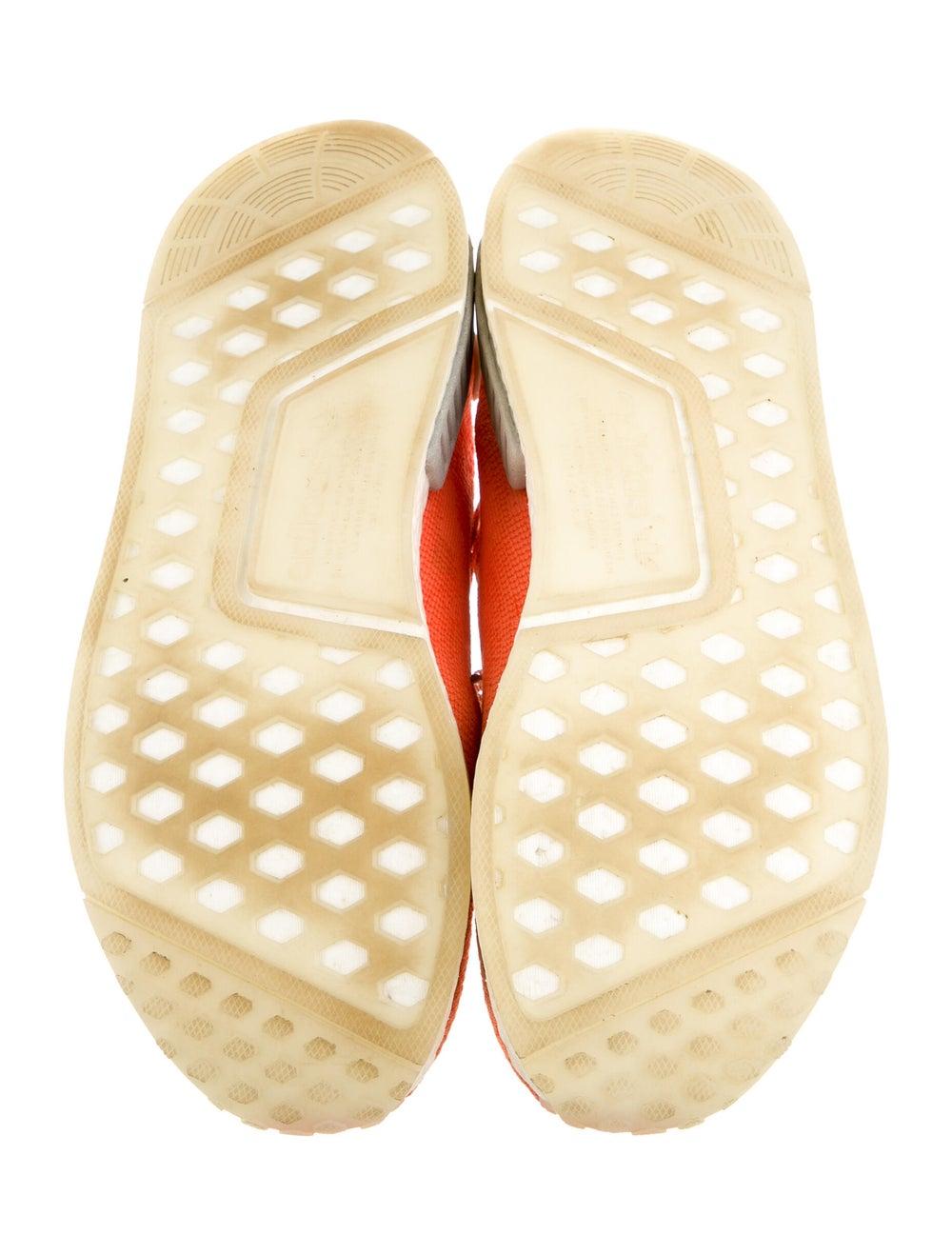 Adidas Athletic Sneakers Orange - image 5