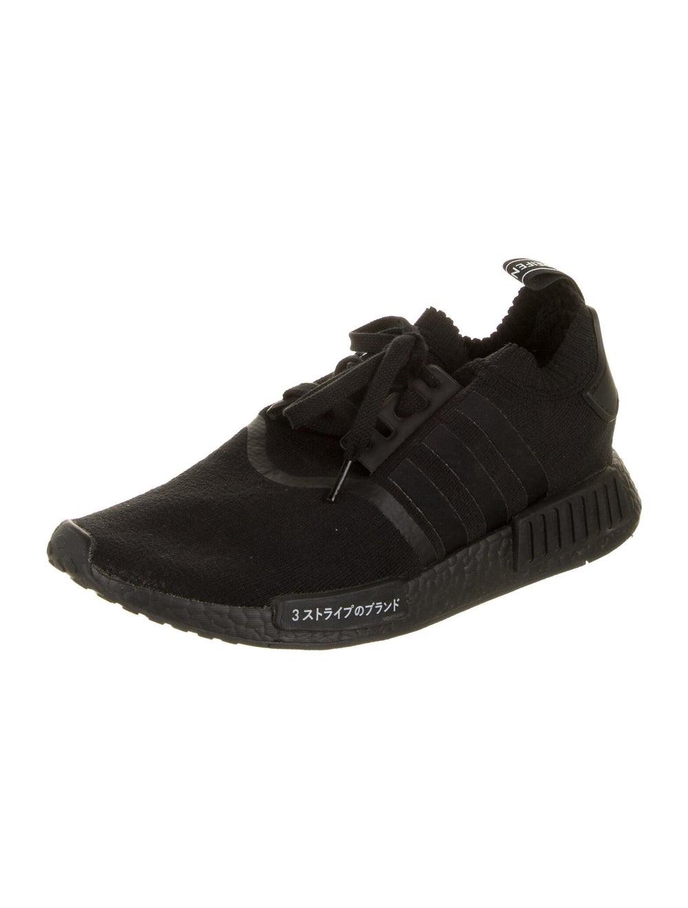 Adidas Athletic Sneakers Black - image 2