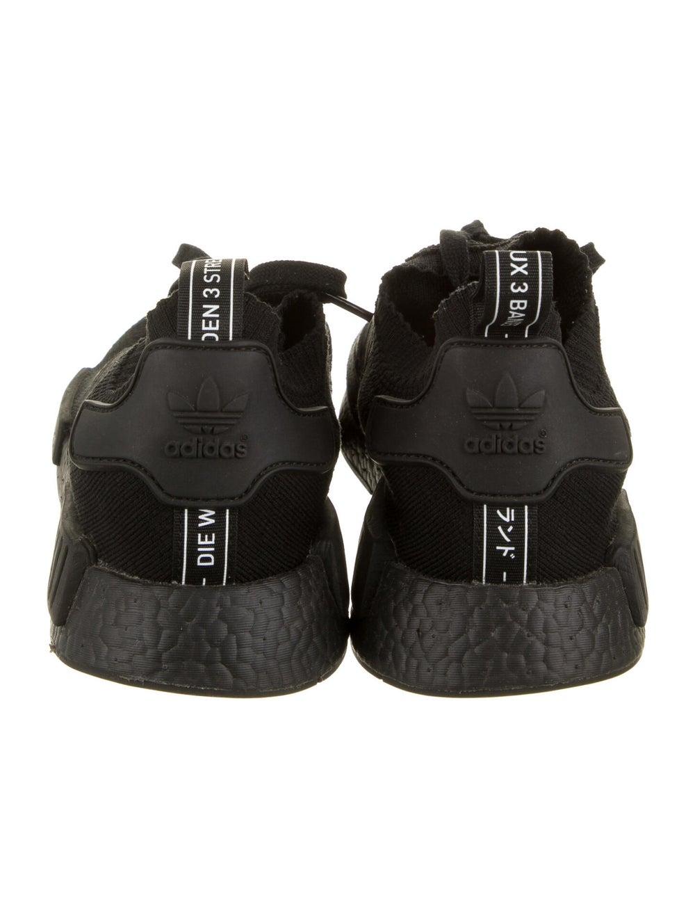 Adidas Athletic Sneakers Black - image 4