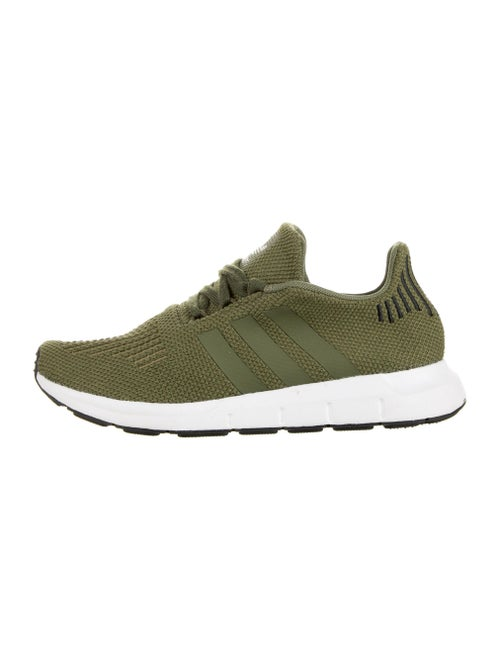 Adidas Athletic Sneakers Green
