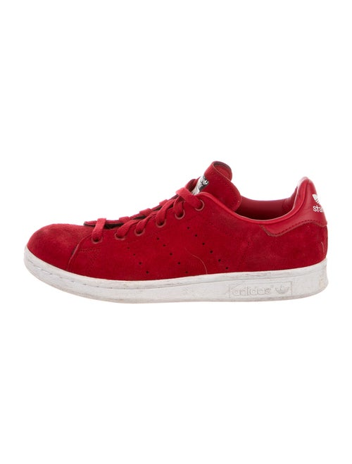 Adidas Suede Sneakers Red