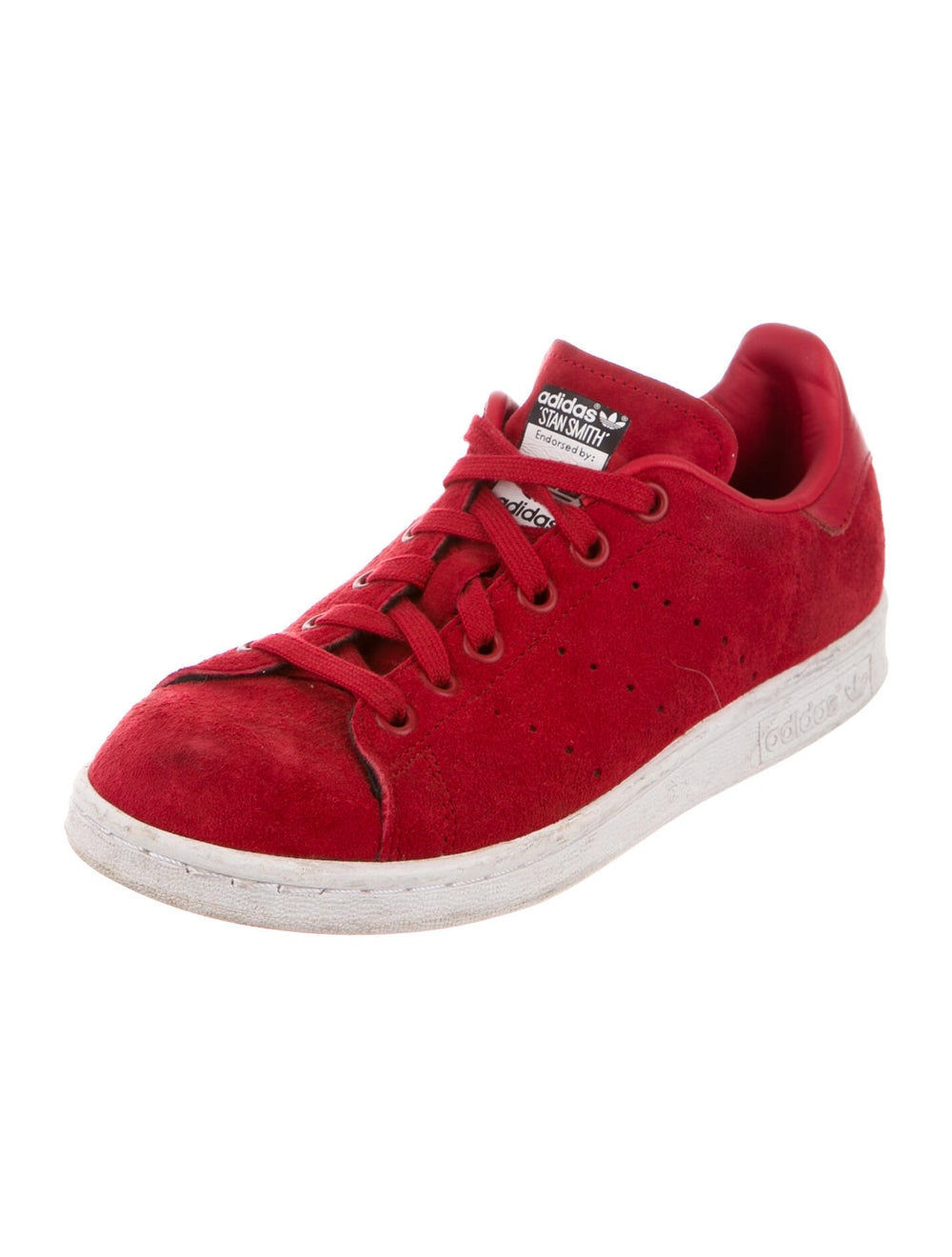Adidas Suede Sneakers Red - image 2