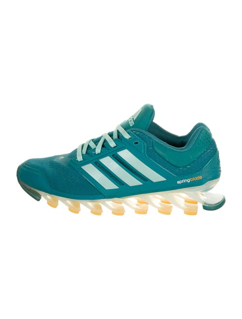 Adidas Springblade Drive Athletic Sneakers Green