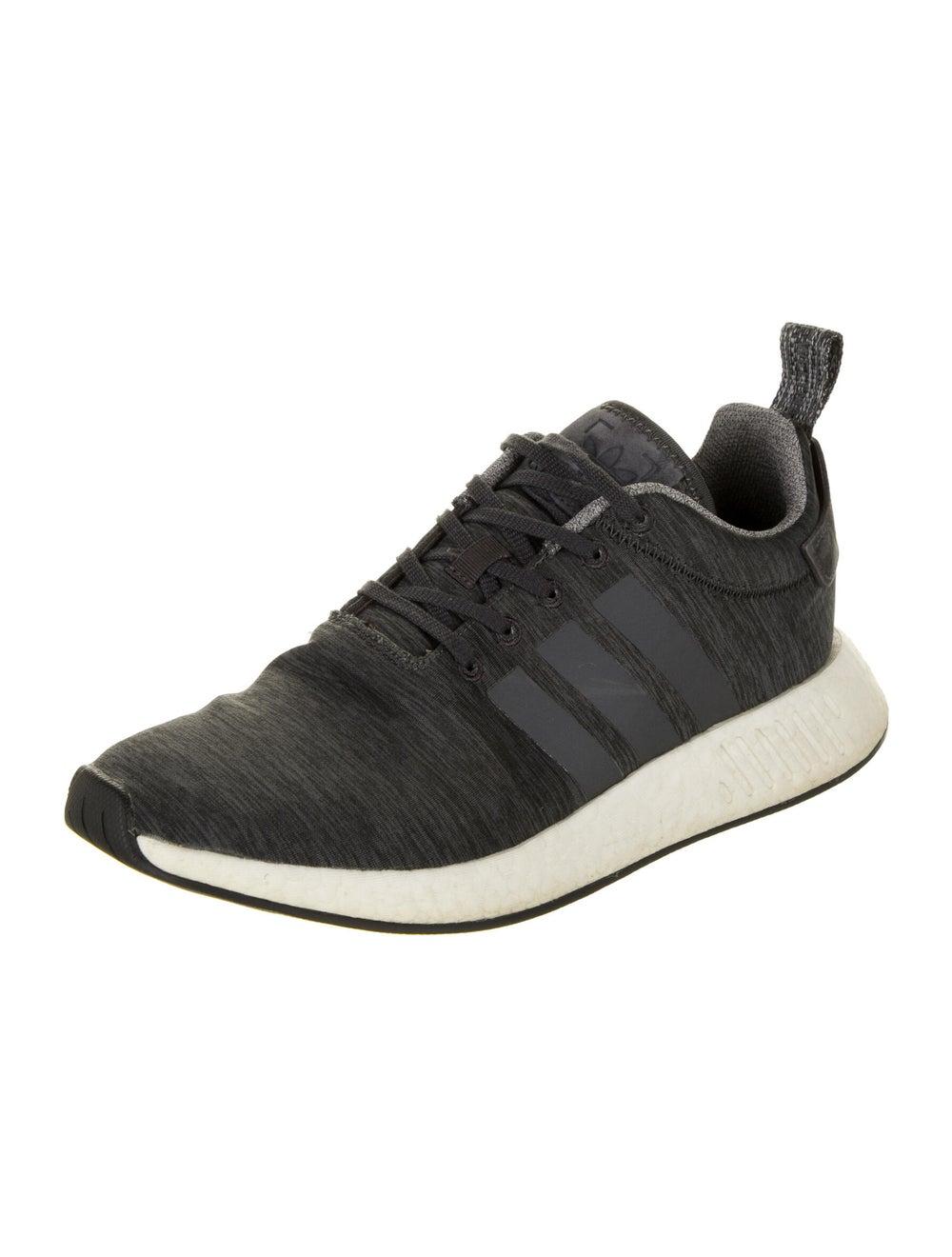 Adidas Athletic Sneakers Grey - image 2