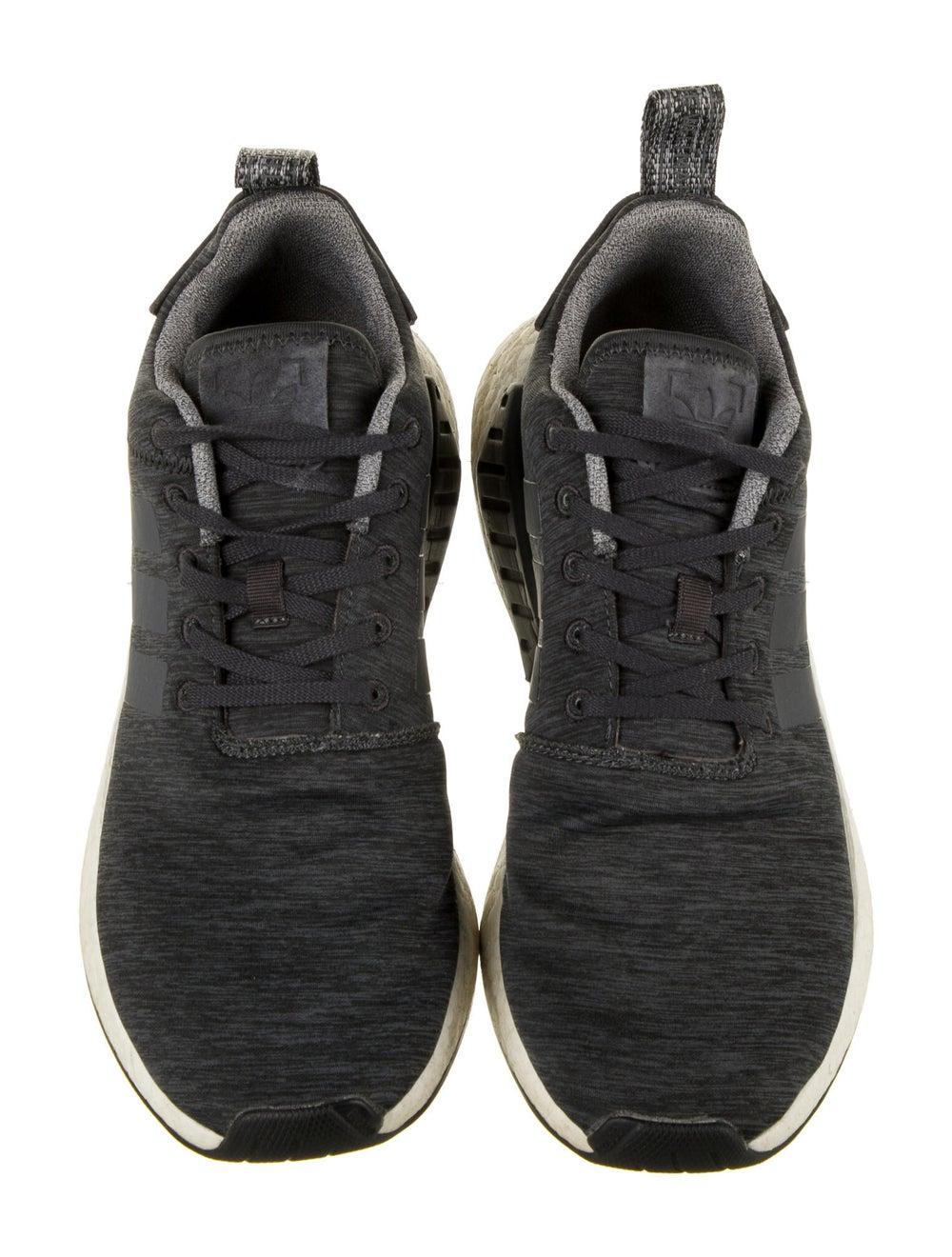 Adidas Athletic Sneakers Grey - image 3