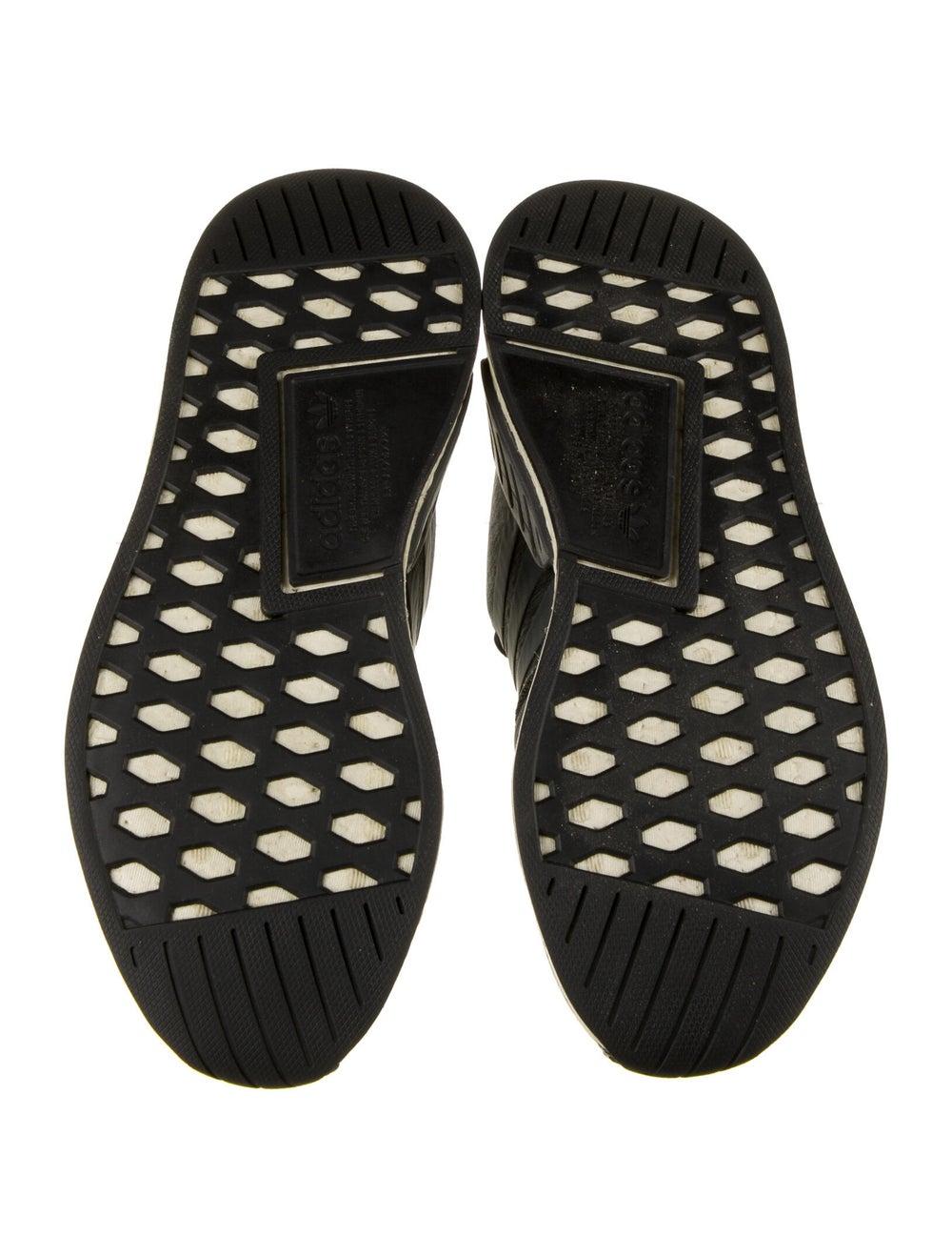 Adidas Athletic Sneakers Grey - image 5