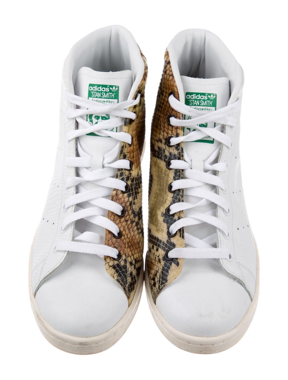 Adidas Stan Smith Mid Sneakers White - image 3