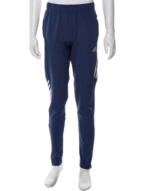 Adidas Joggers Blue