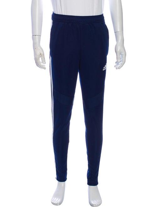 Adidas Striped Athletic Pants w/ Tags Blue