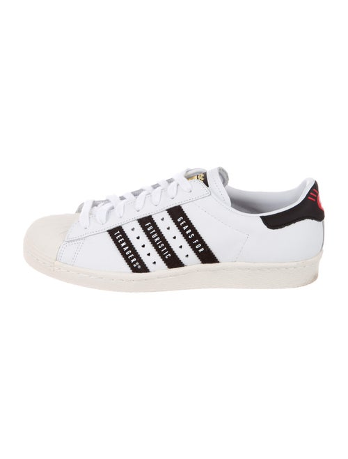 Adidas Superstar Human Made Sneakers White