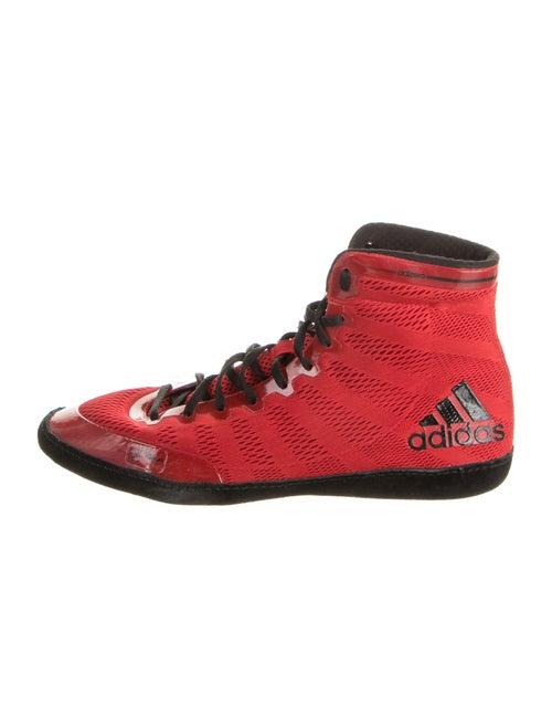 Adidas adizero Varner Wrestling Sneakers Red