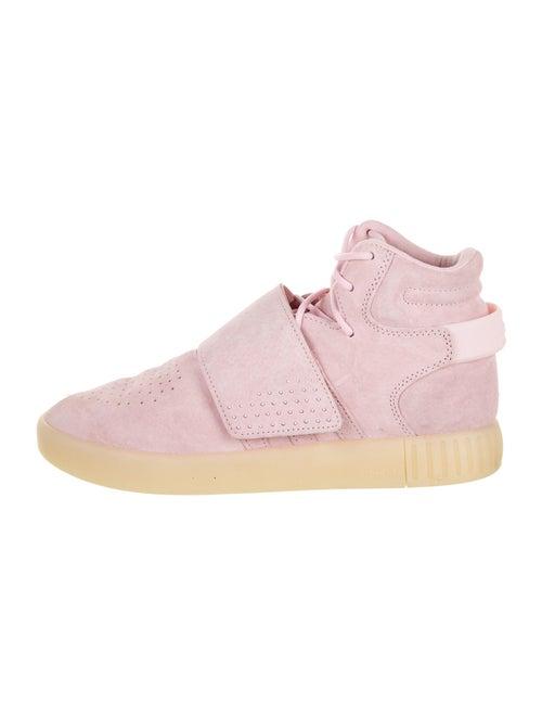 Adidas Adidas Tubular Strap Sneakers Pink