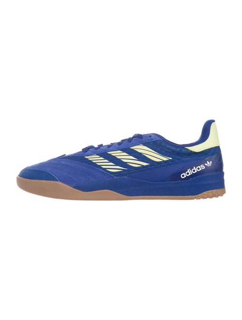 Adidas Copa Nationale Skate Athletic Sneakers Blue