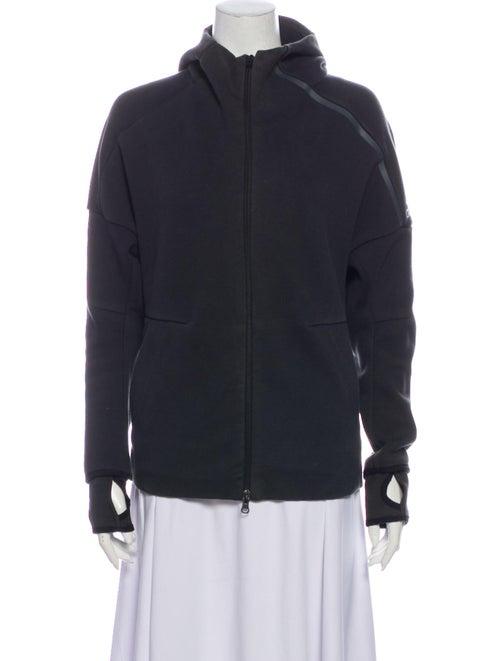 Adidas Bomber Jacket Grey