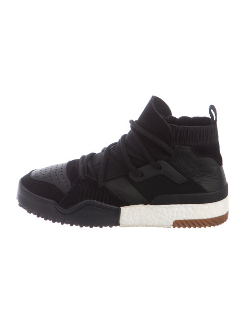 Adidas Leather Sneakers Black
