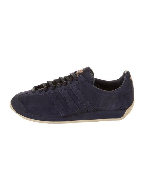 Adidas Suede Sneakers Blue