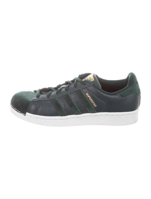 Adidas Superstar Sneakers Green