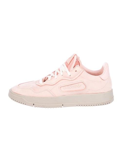 Adidas Suede Sneakers Pink