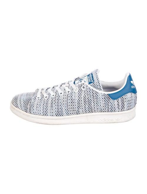 Adidas Printed Sneakers Blue