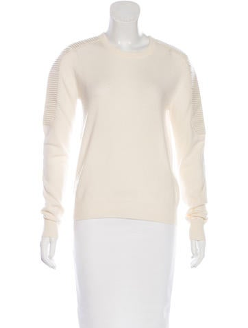 Maje Knit Wool Sweater None