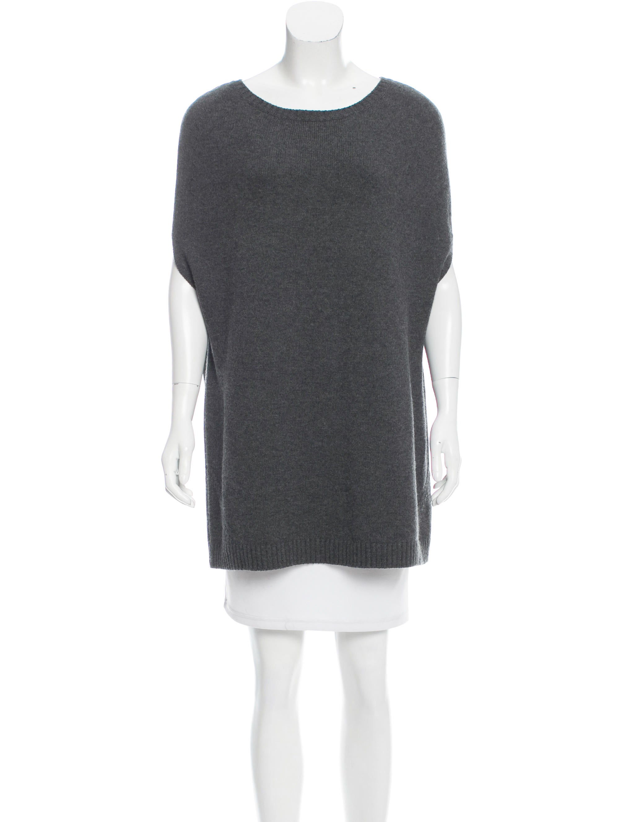 Wool Cape Knitting Pattern : Maje Wool Knit Cape - Clothing - W2M25649 The RealReal