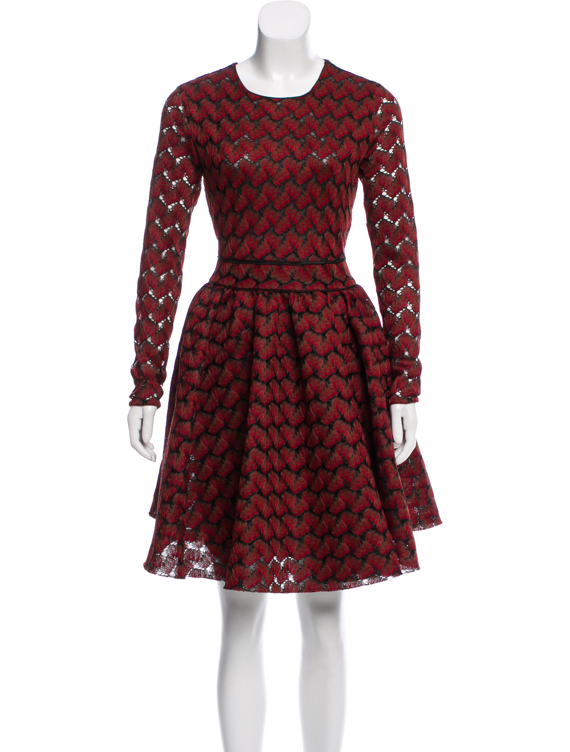 maje 2017 royani dress w/ tags - clothing - w2m30196   the realreal
