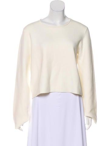 Maje Wool-Blend Knit Sweater None