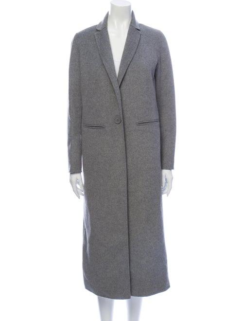 Maje Wool Coat Wool