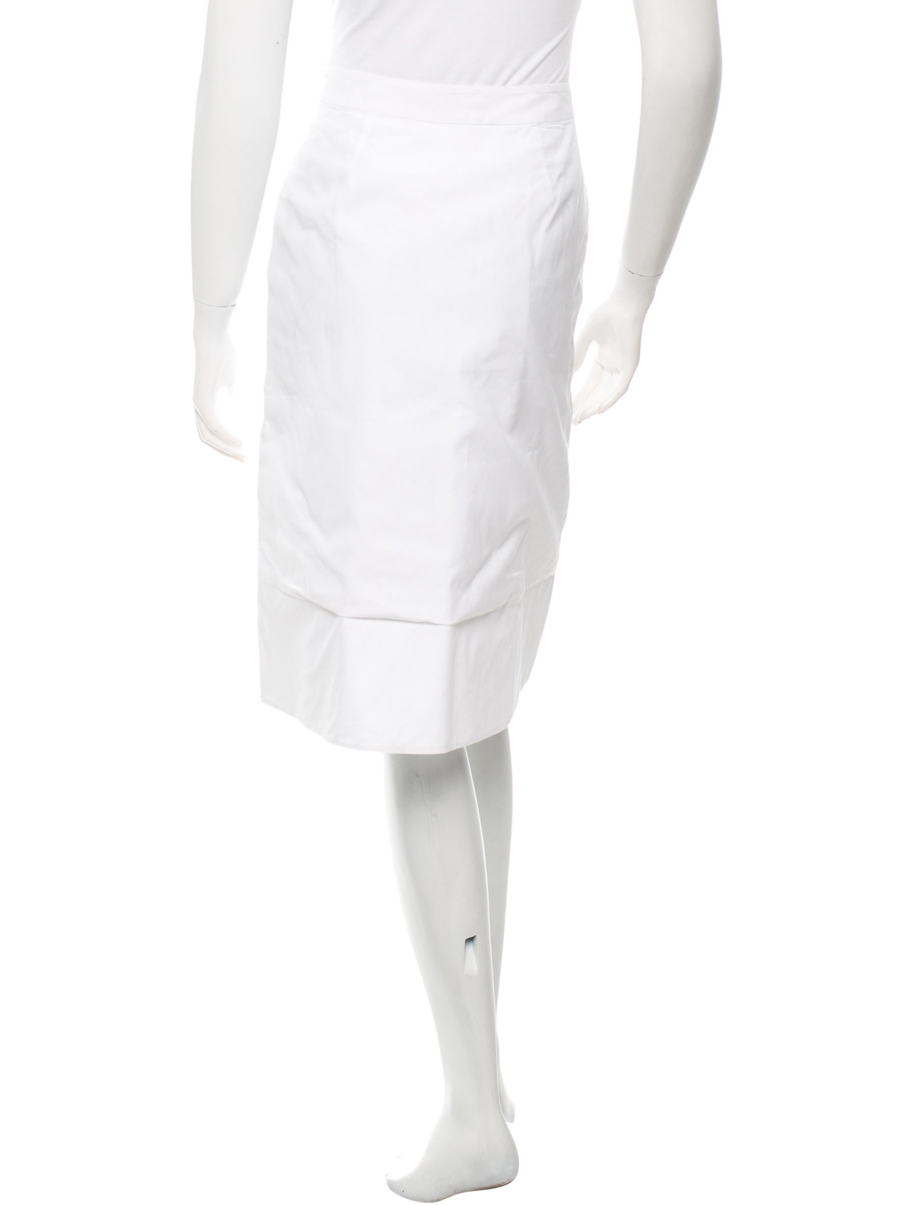 trademark a line wrap skirt clothing w2q20398 the