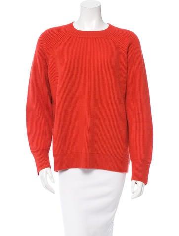 Trademark Wool Crew Neck Sweater None