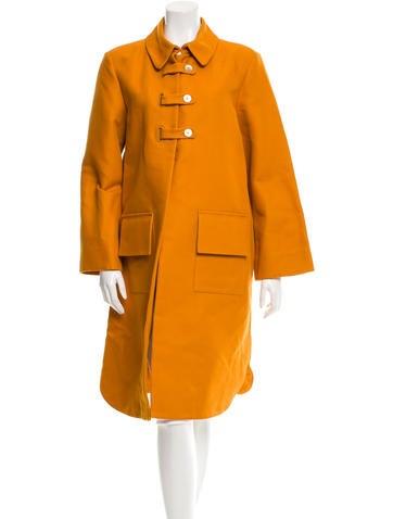 Uttar Long Coat w/ Tags