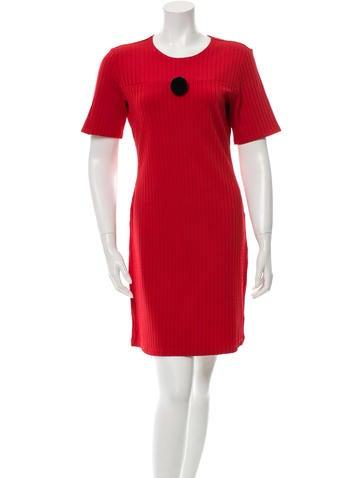 Trademark Pom Pom Mini Dress w/ Tags None