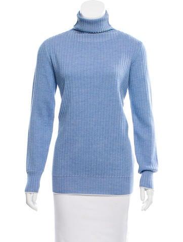 Trademark Wool Long Sleeve Sweater None