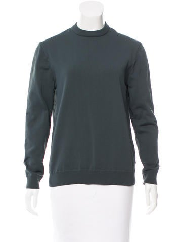 Trademark Rib Knit Scoop Neck Sweater None