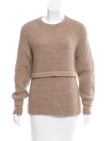 Trademark Alpaca Rib Knit Sweater None