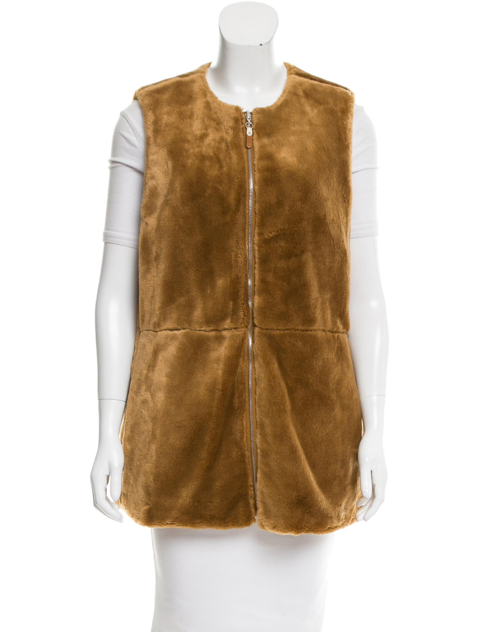 Fashion faux fur vest, Best gift for fashion girls and womens. Dikoaina Fashion Women Faux Fur Waistcoat Short Vest Jacket Coat Sleeveless Outwear. by Dikoaina. Faux Fur Lined, Sleeveless and Covered Agrafe. Via Spiga Women's Faux Fur Vest. by Via Spiga. $ - .