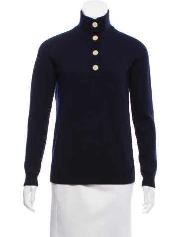 Trademark Wool Knit Sweater None