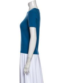 Trademark Crew Neck Short Sleeve Top