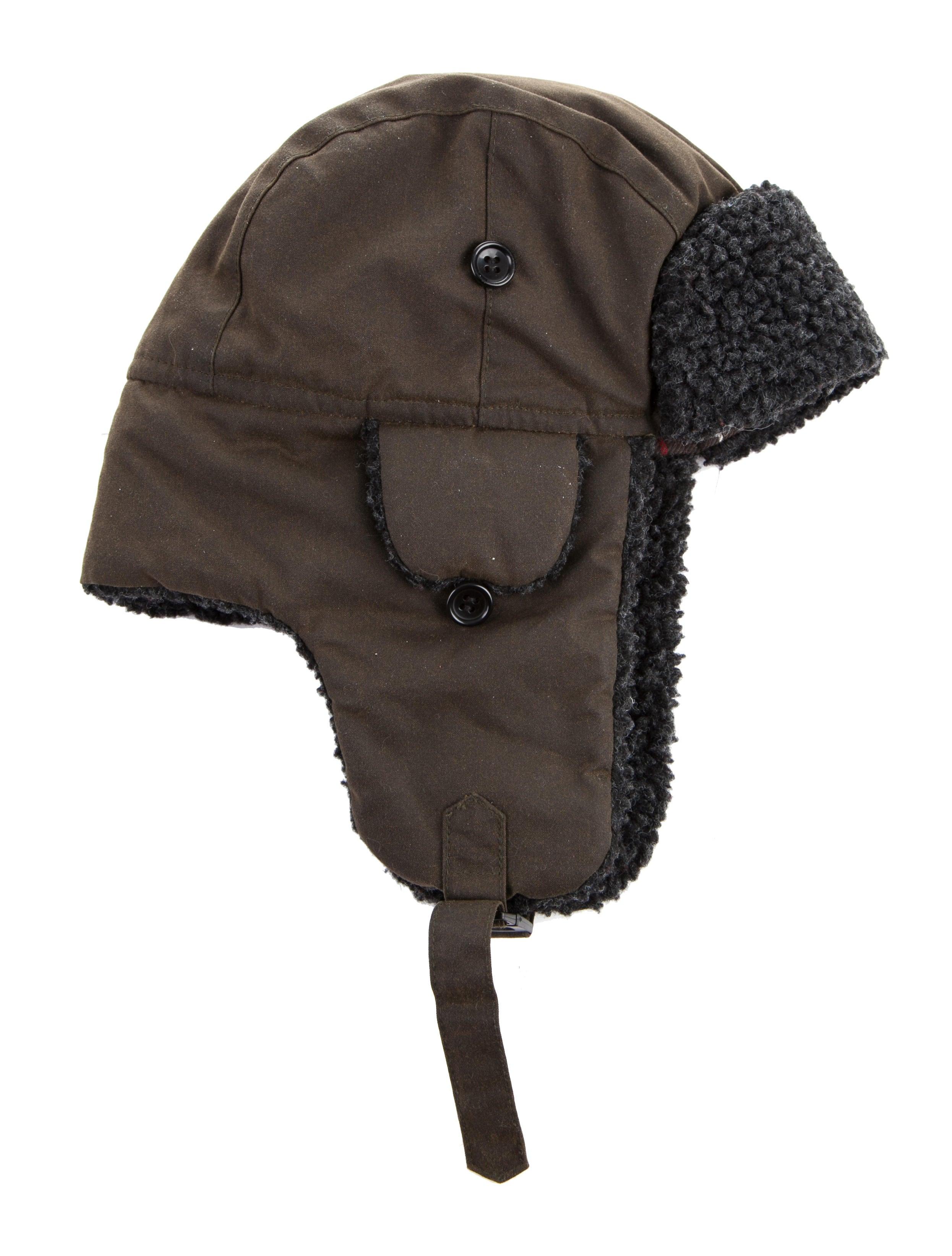 252d8ec0e08 Barbour Boys  Fleece-Lined Trapper Hat - Boys - W2U20809