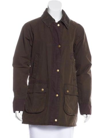 Colorblock Utility Jacket