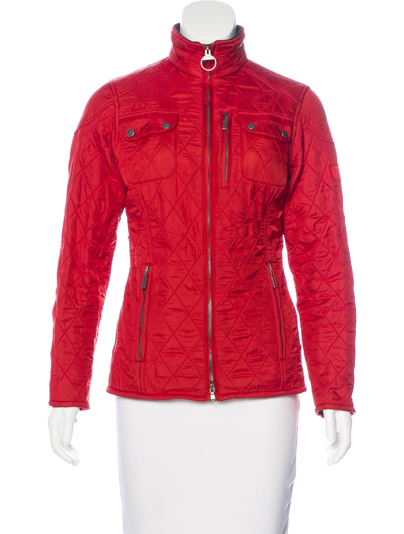 Huge savings for Quilted Sleeve Jacket