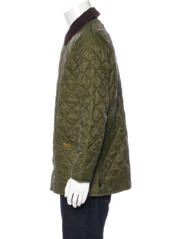 Barbour Liddesdale Quilted Jacket Clothing W2u21273 The Realreal