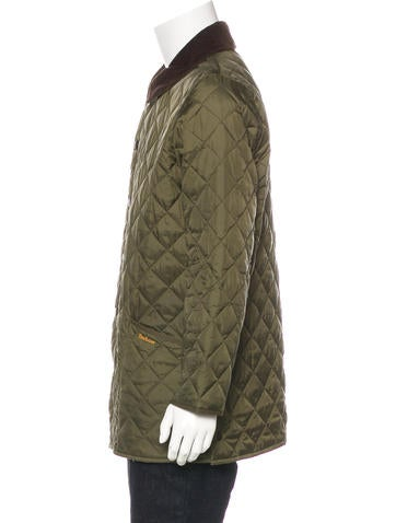 Barbour Liddesdale Quilted Jacket Clothing W2u21406 The Realreal