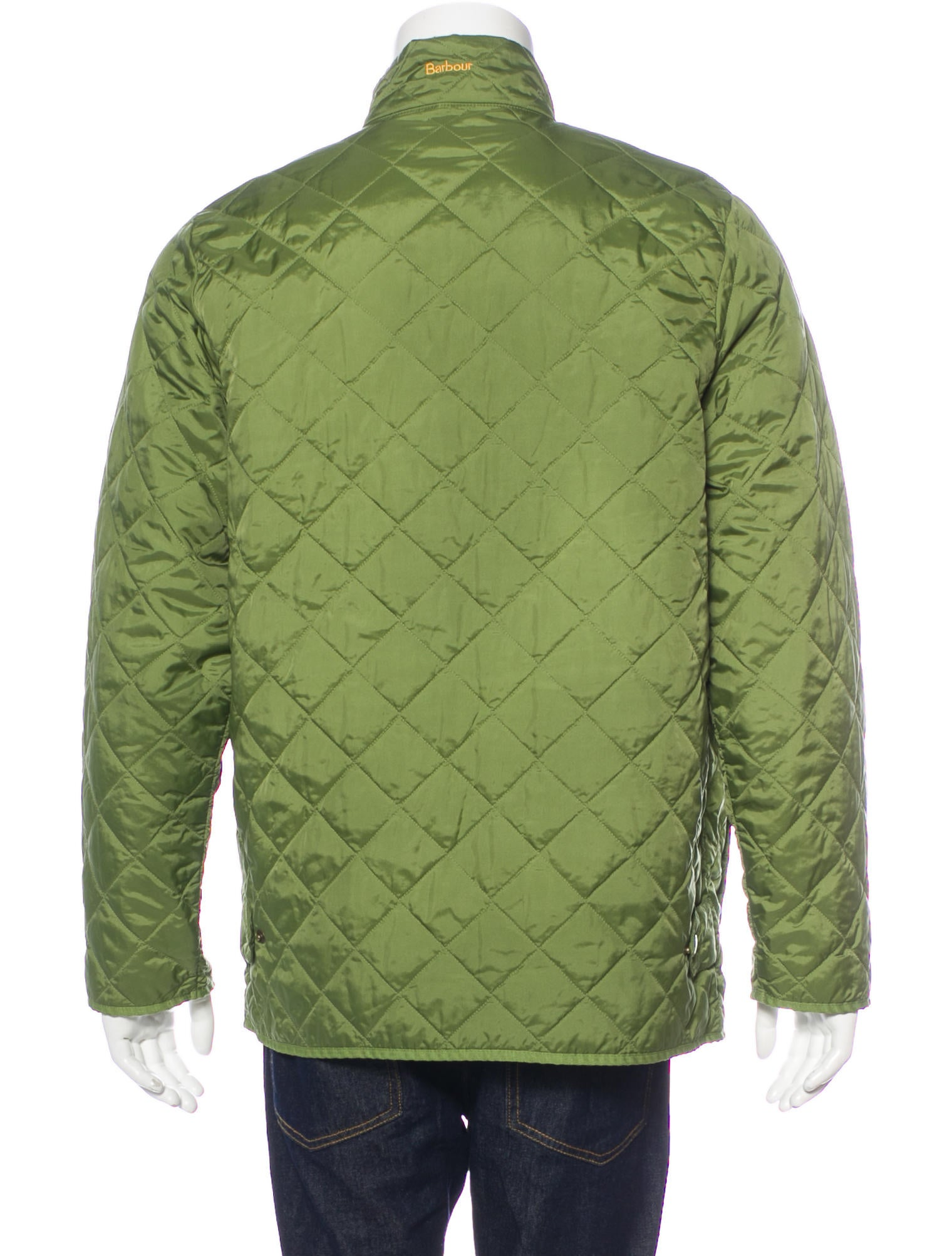 Barbour Liddesdale Quilted Jacket Clothing W2u21633 The Realreal