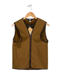 Barbour Boys' Sleeveless Vest w/ Tags