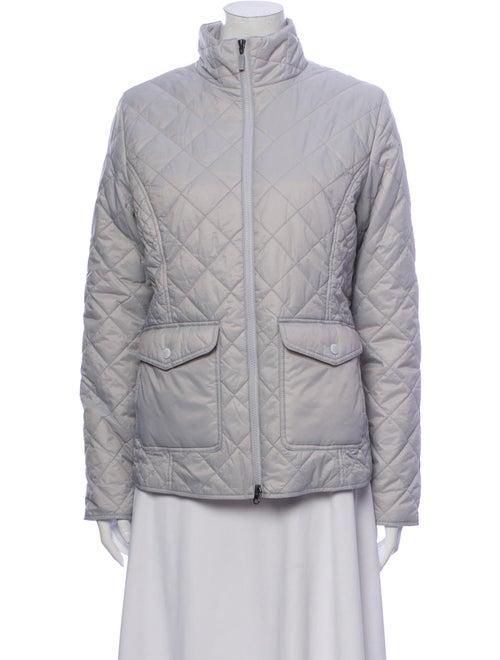 Barbour Jacket Grey