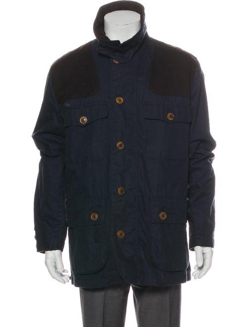 Barbour Jacket Blue