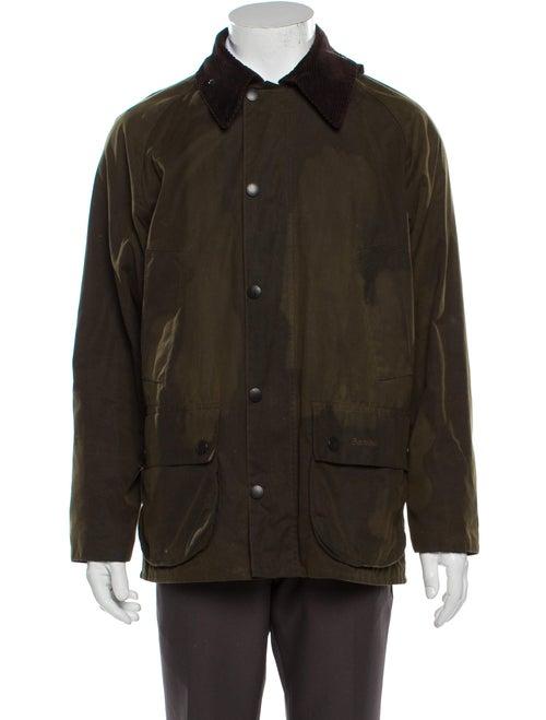 Barbour Jacket Green